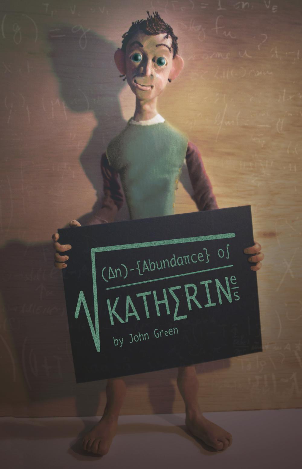 An Abundance of Katherines , Final Illustration