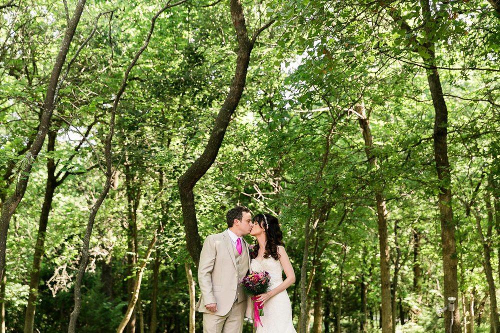 wedding private home edmond oklahoma