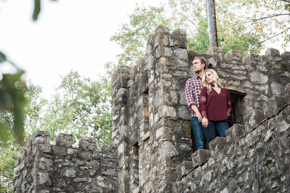 turner falls castle davis, ok