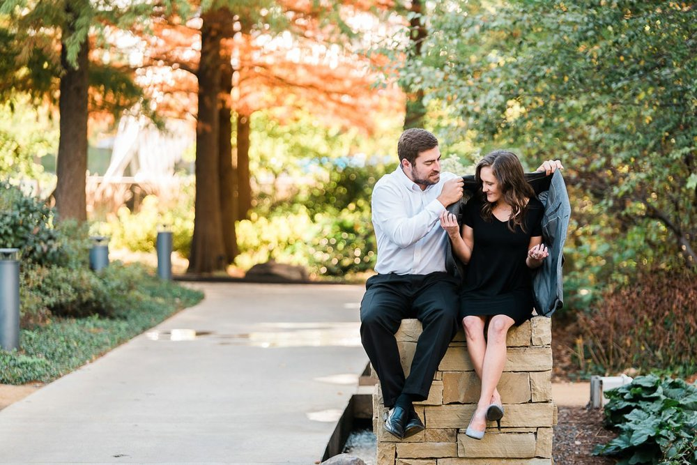 oklahoma city engagement photos
