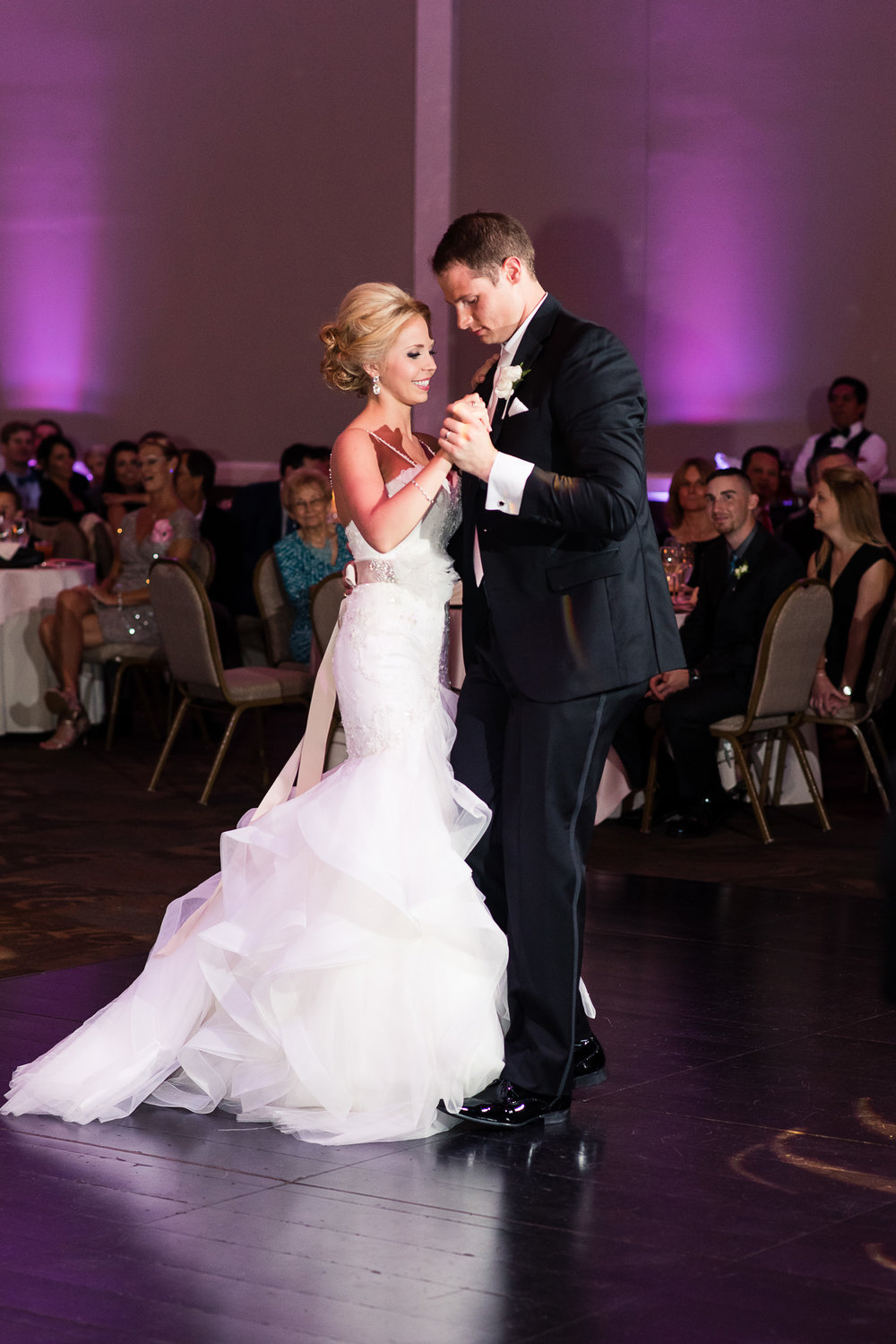 oklahoma ballroom wedding photographer