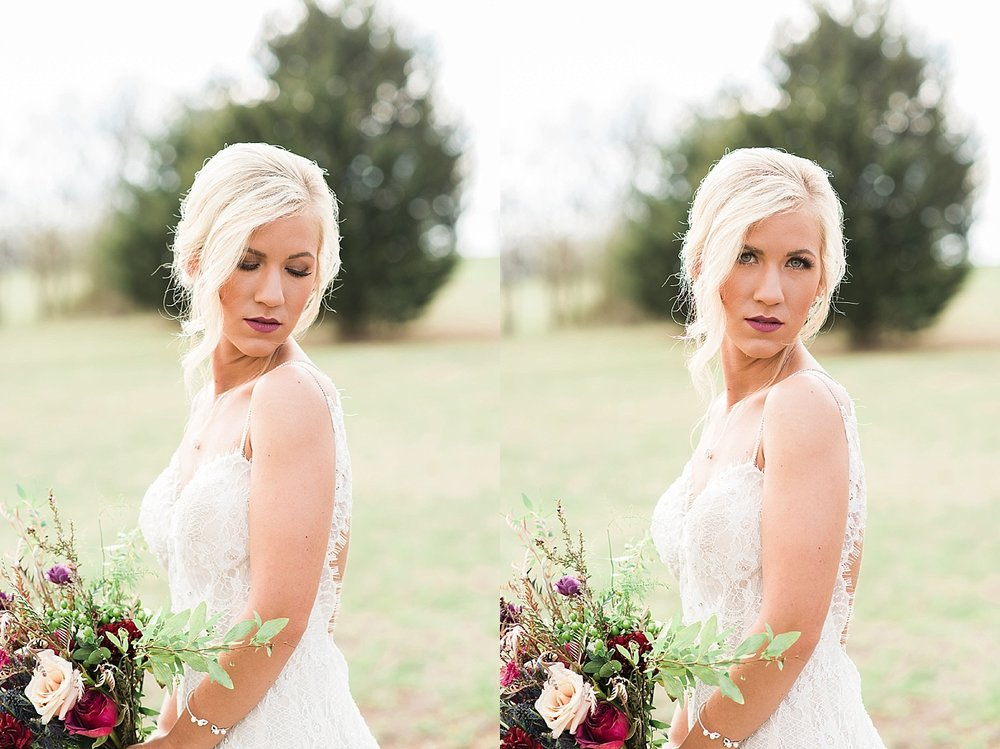 southwind hills barn venue bride