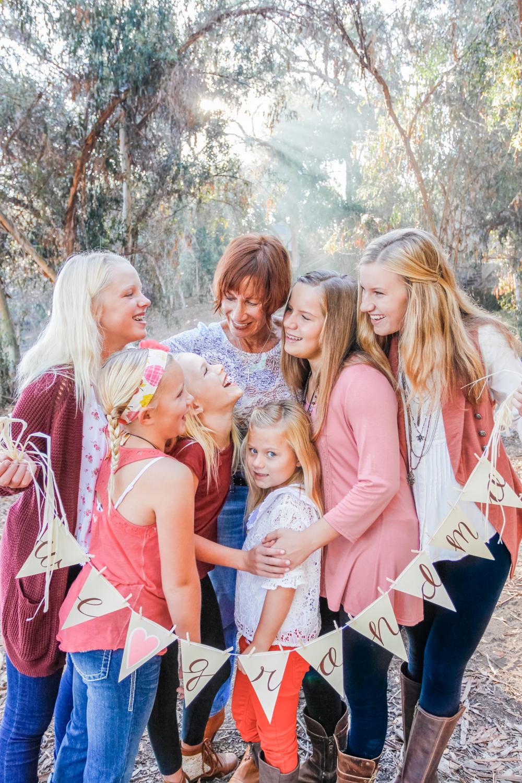 Grandma Ann & the Girls