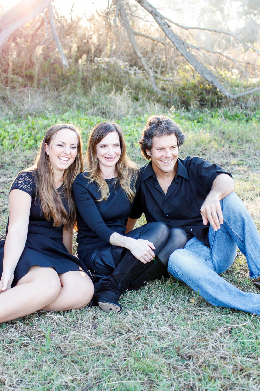 mark, amy & the family