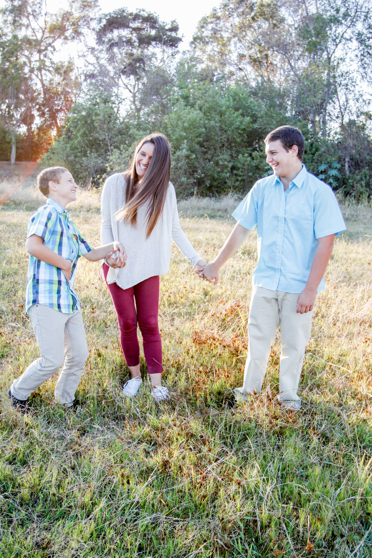 Anna & the family
