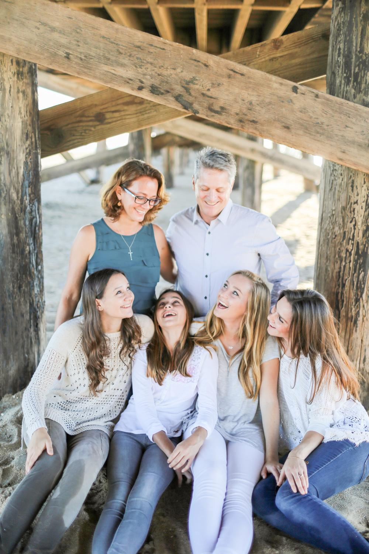 tom, ellie & family