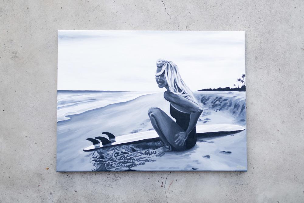 """""""surfer girl"""""""