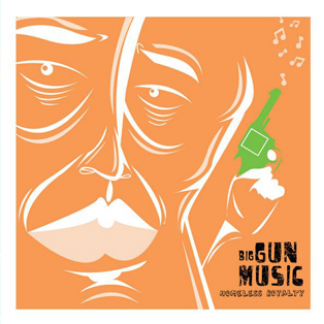 Big Gun Music       by  Homeless Royalty