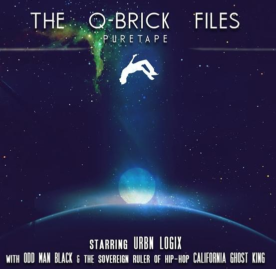 The Q-Brick Files    by   U  RBN LOGIX    Stream   + Purchase on  CD