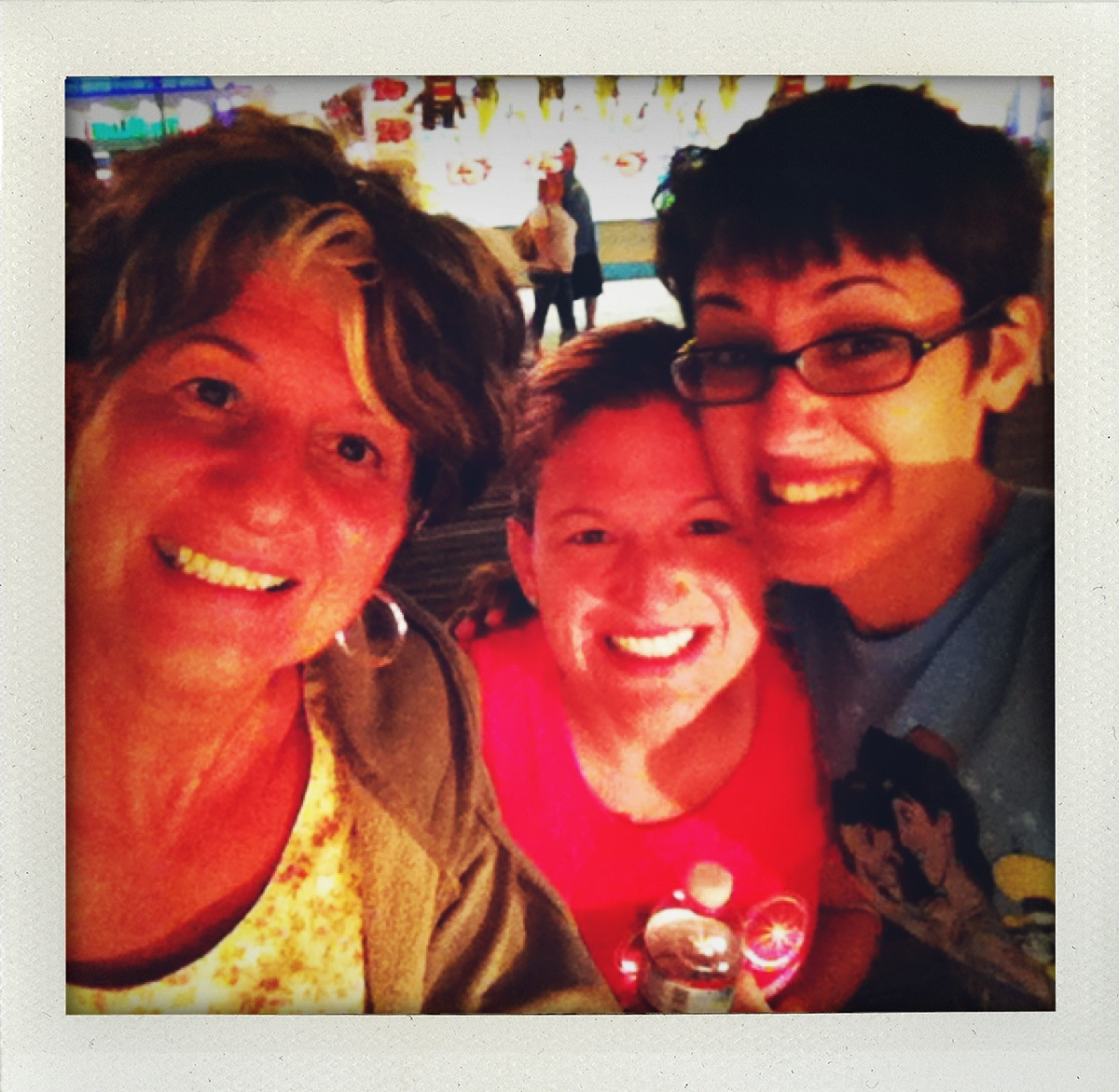 Bird, Kristi & me