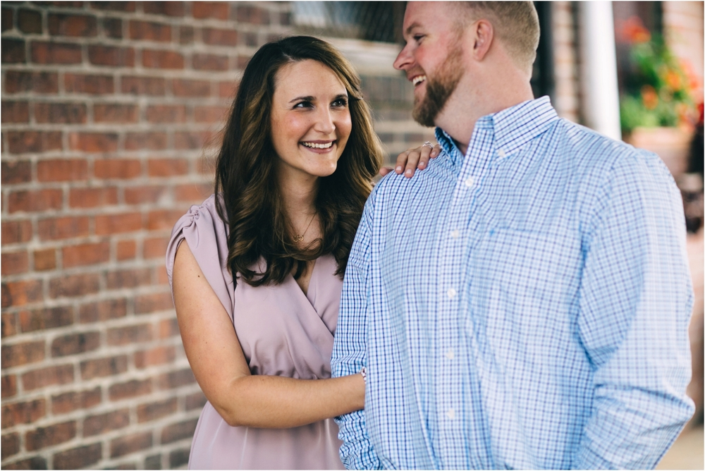 Philadelphia Engagement Photographer | Frankford Hall | Dani Dietz Photography