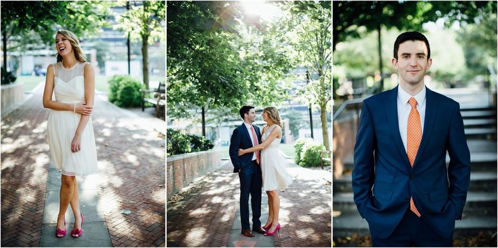 Intimate Philadelphia Wedding | Philadelphia Elopement | Dani Dietz Photography