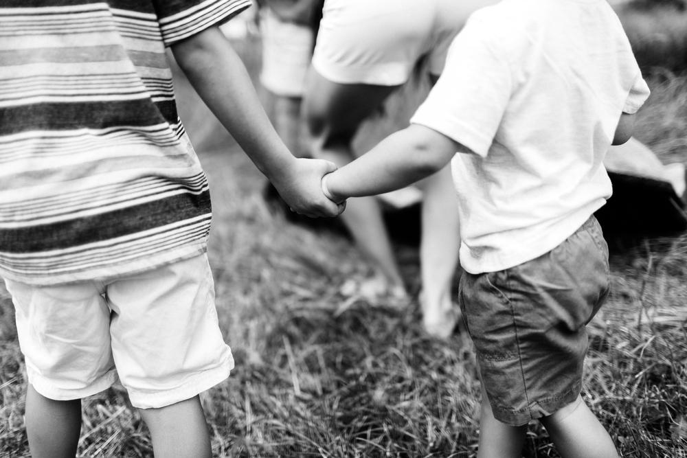 Philadelphia Family Photographer | Warwick Park | Almond Photography