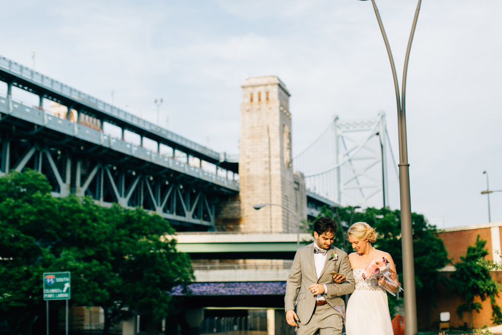Philadelphia Elopement Photographer | Philadelphia Wedding Photographer | Almond Photography