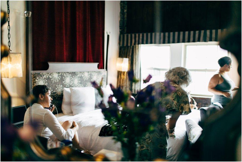 Chestnut Hill Wedding Photos   Philadelphia Elopement   Almond Photography
