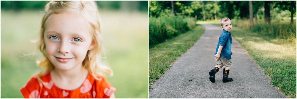 Family Photographer | Warwick Park | Philadelphia Family Photographer