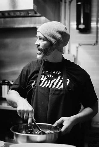 Chef Steve Studio AM Pittsburgh PA