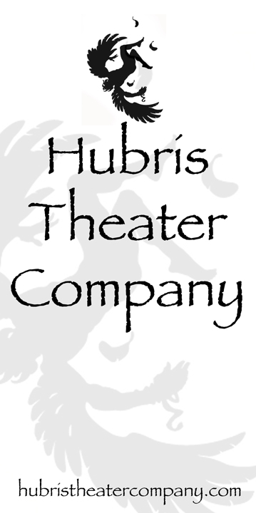 extra special thanks to Space's executive producer john Bateman and Hubris theatre company for believing in this project.