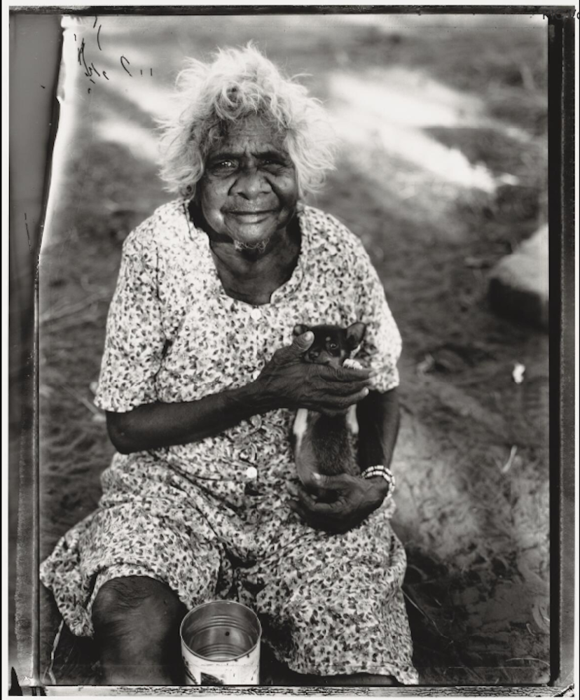 Nada Rawlins, Fitzroy Crossing, Western Australia, 2003. Photo: Stephen Dupont