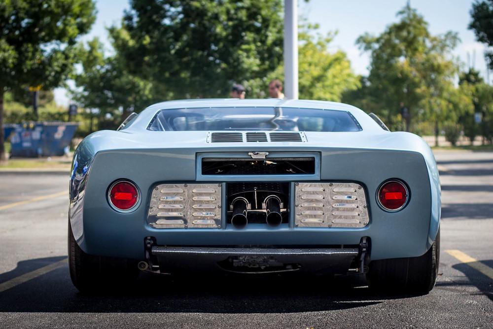 Ford MK1 GT40 Rear