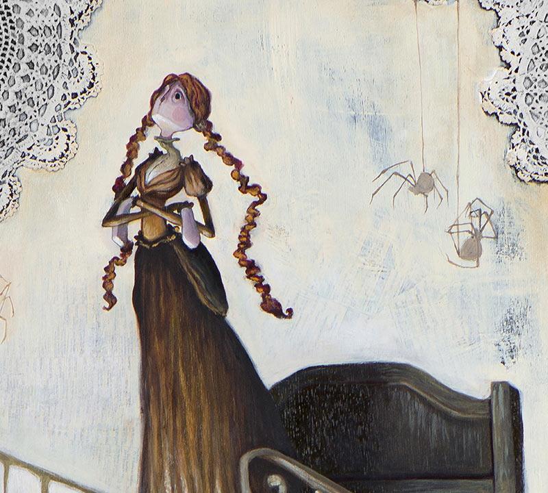 Cordelia Detail