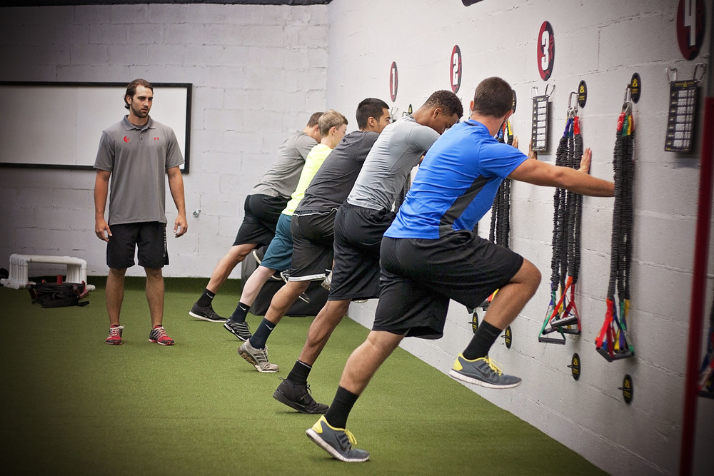 Sports Performance Training for Athletes