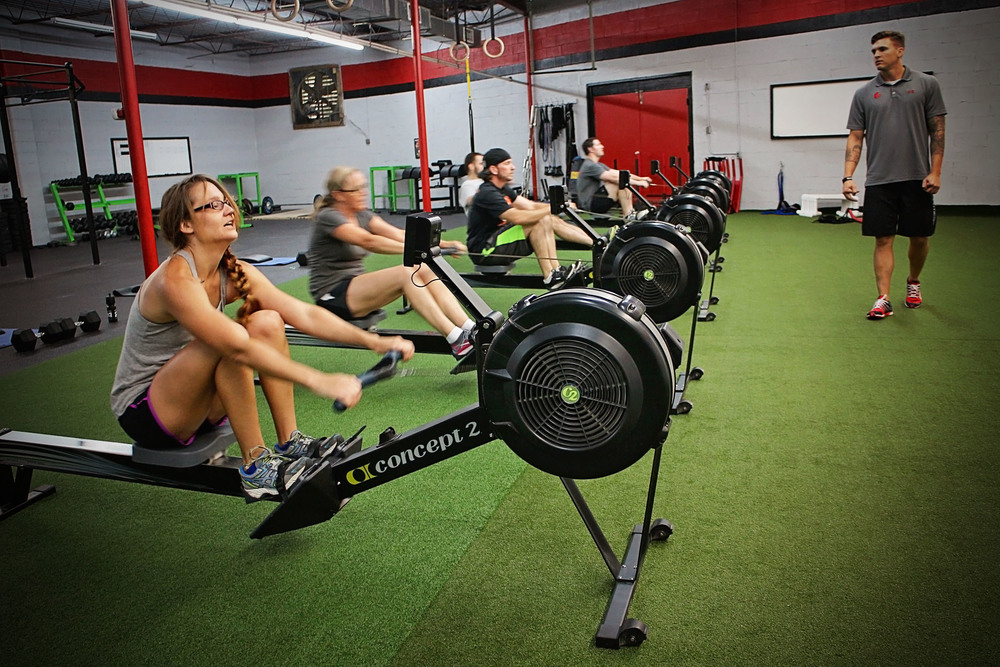 Group General Fitness Classes and Personal Training