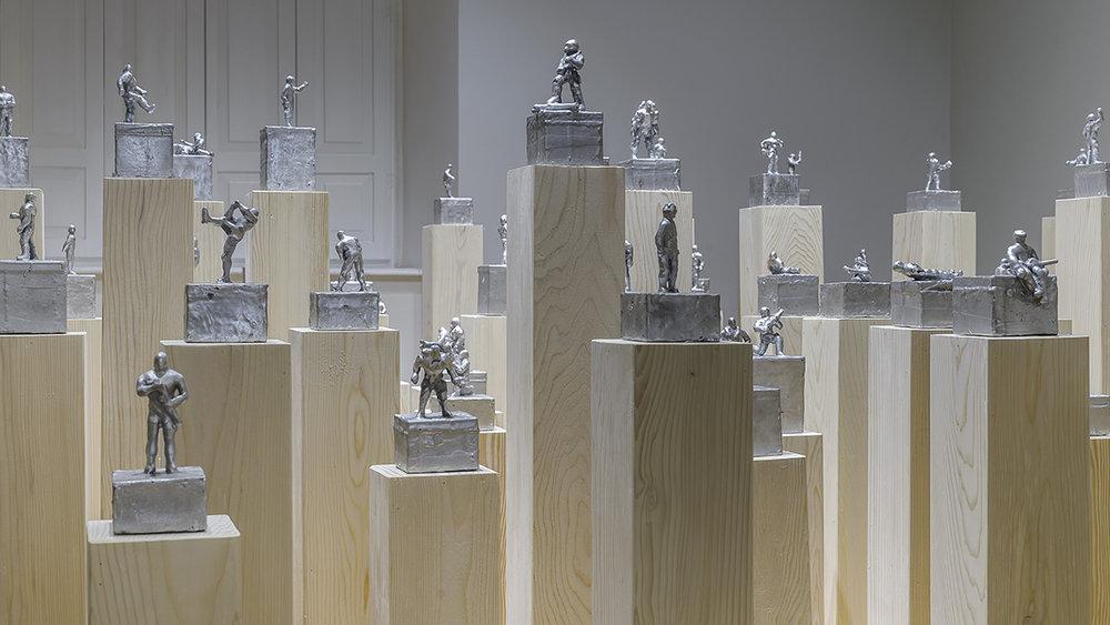 Moral Fog , 2016. The Contemporary Art Centre of Montenegro, Podgorica, Montenegro