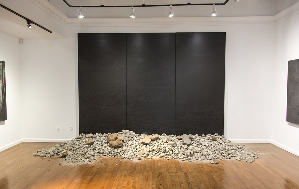 Building Absence,  Stux Gallery, New York, 2016