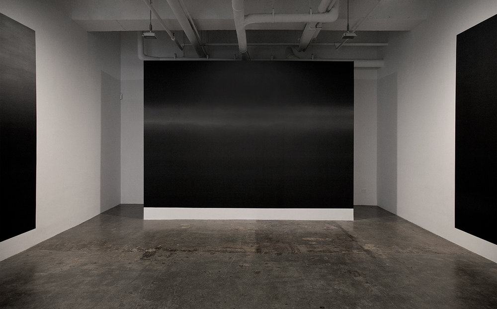 Night,  Mike Weiss Gallery, 2012