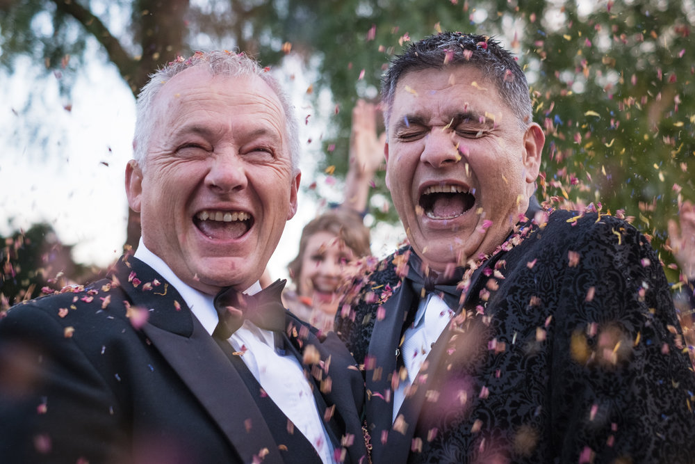 Melbourne same-sex wedding photography