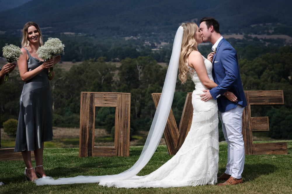 Yarra Valley Wedding Photography