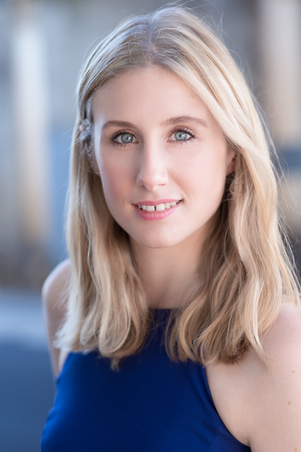 Stephanie Frobose - Actors Headshot