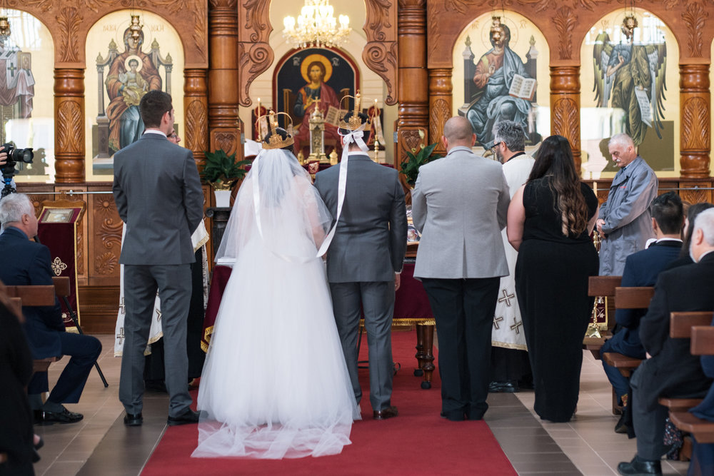 Melbourne Orthodox Wedding Photography