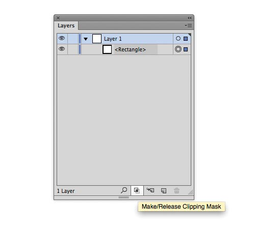 how to create layer mask in illustrator