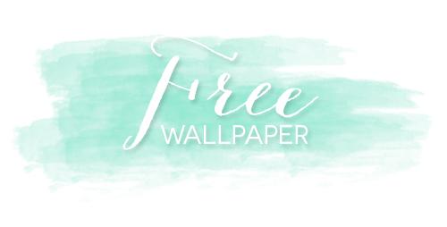 Free Wallpaper Hello Watercolor Pixejoo