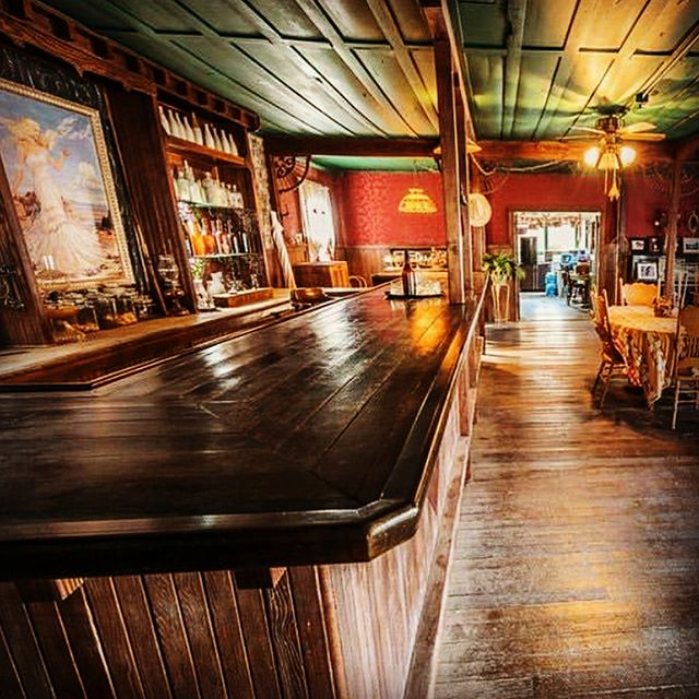 Photos of the saloon in the ghost town @cerro.gordo.ca recently purchased by #littlewolfwhiskey Co-founder @jonbier13  who fancies having a few rounds(or more)of our #americanwhiskey there? #ghosttown #saloon