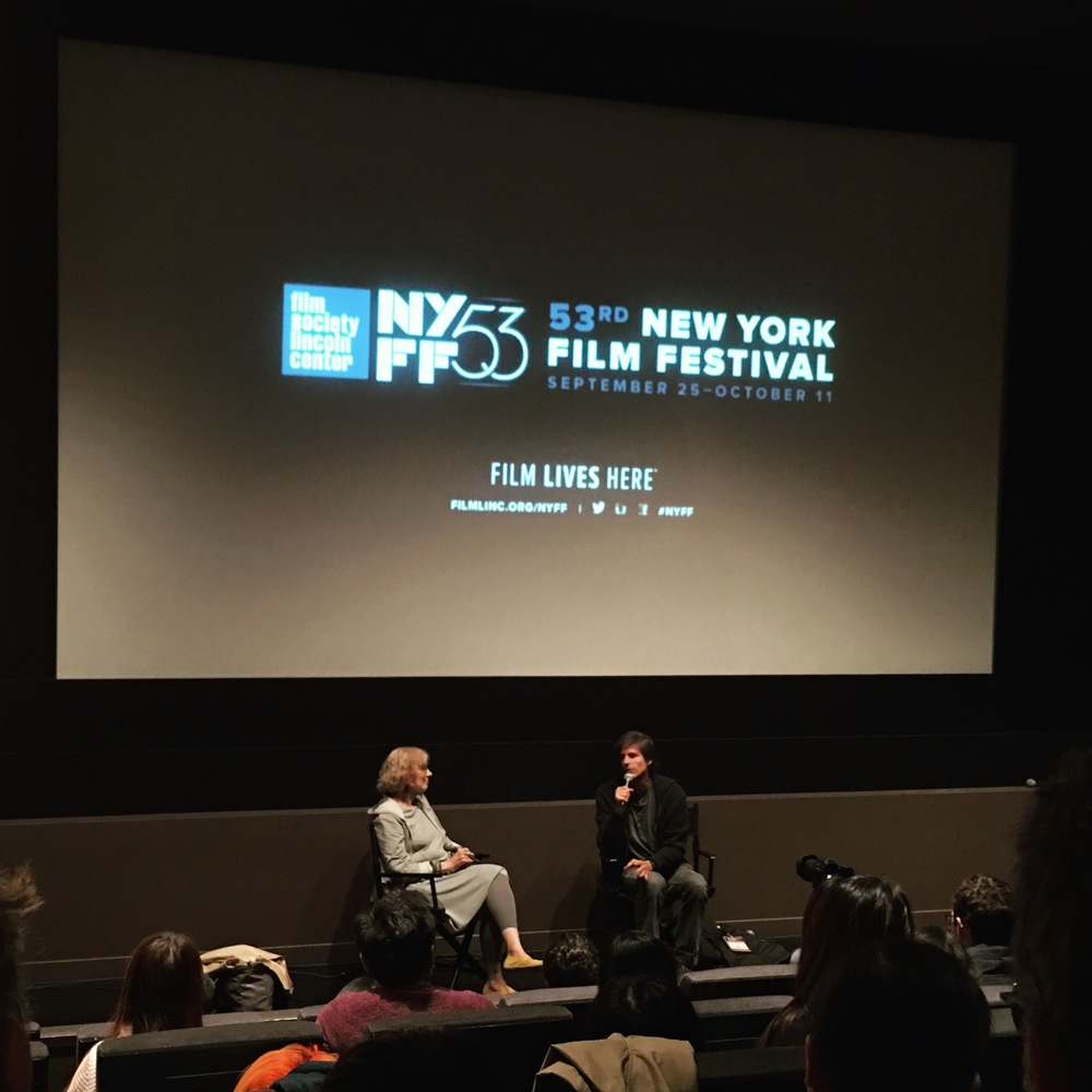 Talk with Water Salles @ NYFF53 | Photography Credit: Jinglu Huang