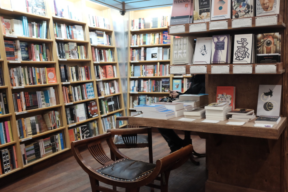 McNally Jackson Books | Photo: Jinglu Huang