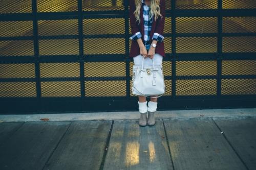 Karlie Rae | Dressy Plaid