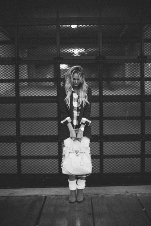 Dressy Plaid | Karlie Rae