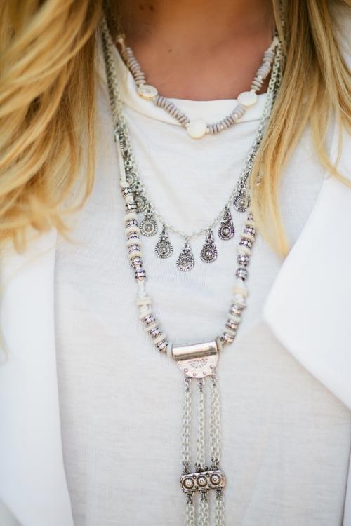 free people necklace   insta: karlierae