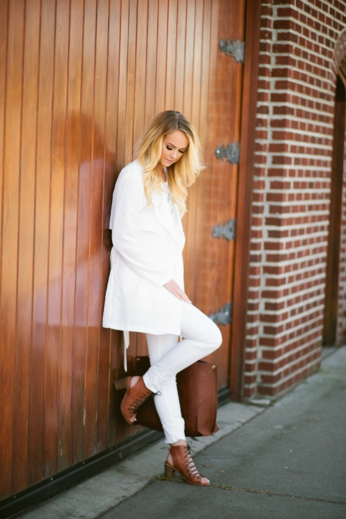 all white outfit   insta: karlierae