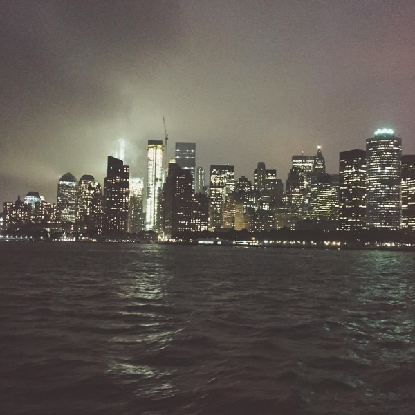 Photos of NYFWcruise provided by Gigi New York