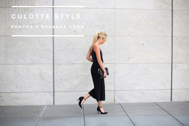 culotte style | xxkarlierae.com