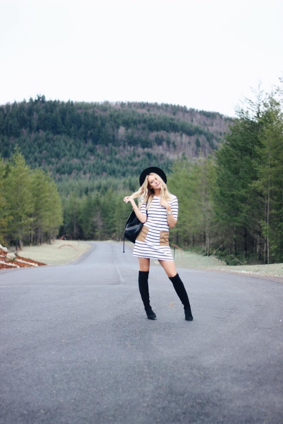 spring outfit | xxkarlierae.com