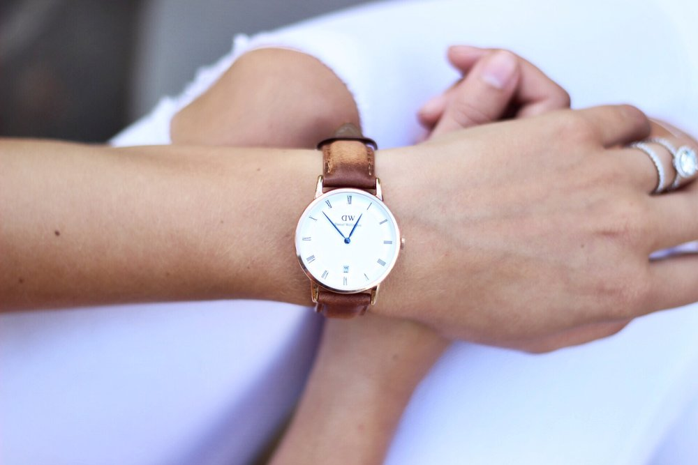 shop DW watches here, don't forget to use discount code 'KARLIERAE'