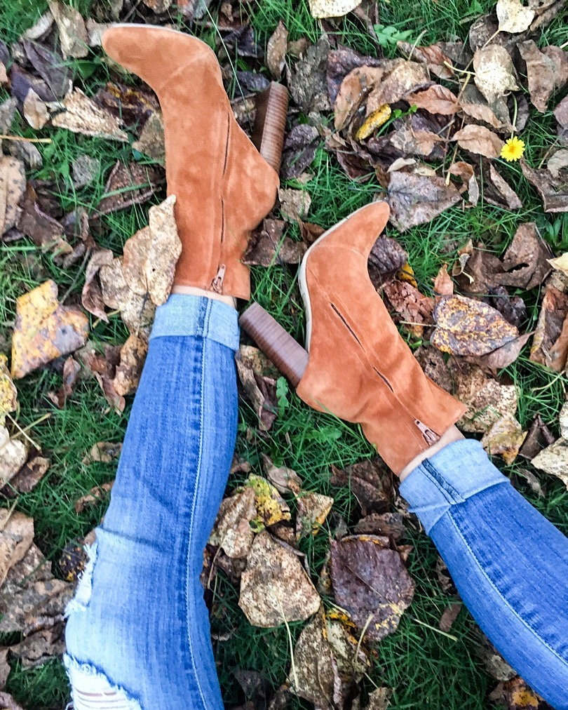 Denim | Booties