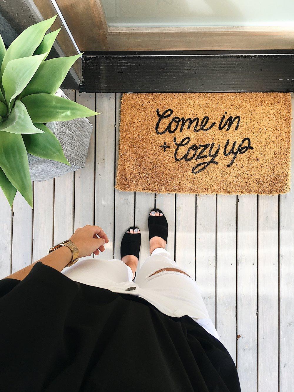 10 Doormats I Love | xxkarlierae.com