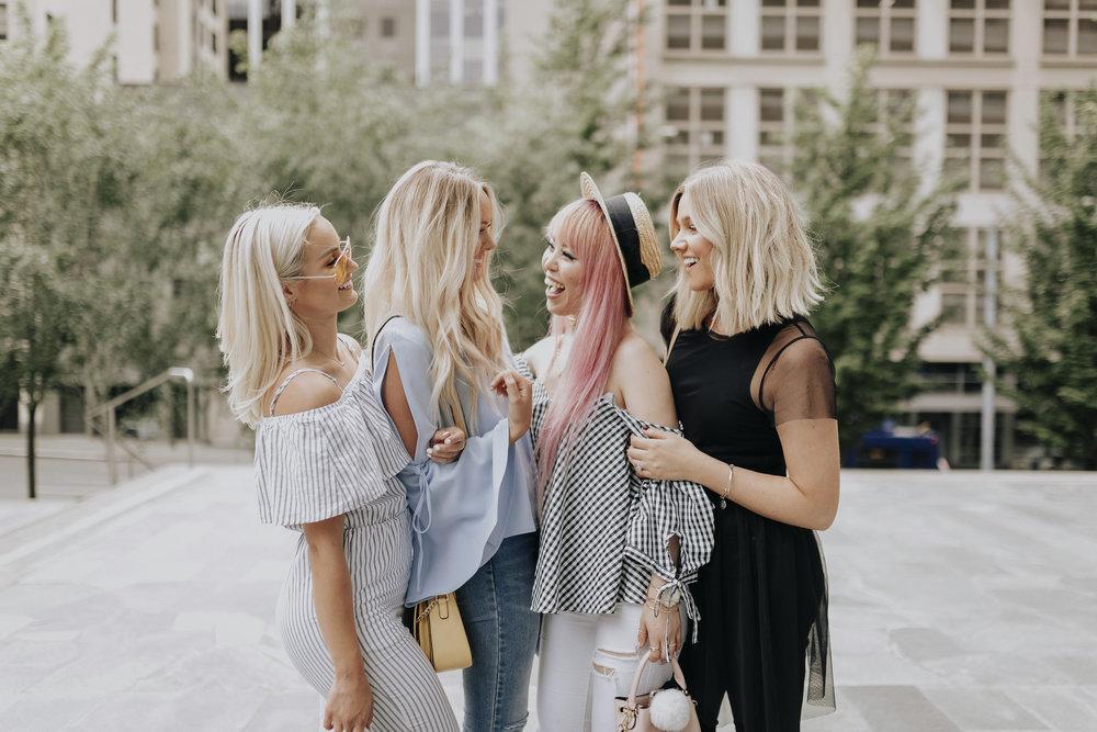 Seattle Fashion Bloggers | xxkarlierae.com